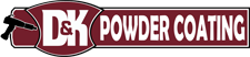 D&K Powder Coating logo
